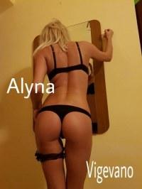 Escorts Donne alyna (pavia)