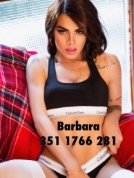 Escort Trans barbara_mendez_ (bologna)